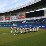 京葉少年野球連盟春季大会開会式