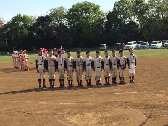 第40回千葉県スポーツ少年団軟式野球交流大会千葉市予選大会